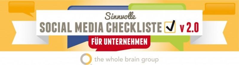 Dajana Hoffmann Social-Media- Checkliste