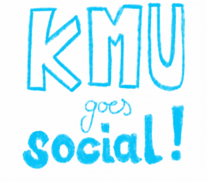 KMU goes social!