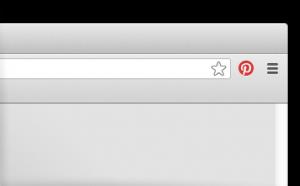 """Der """"Pin it""""-Button erleichtert das Pinnen auf Pinterest erheblich!"""