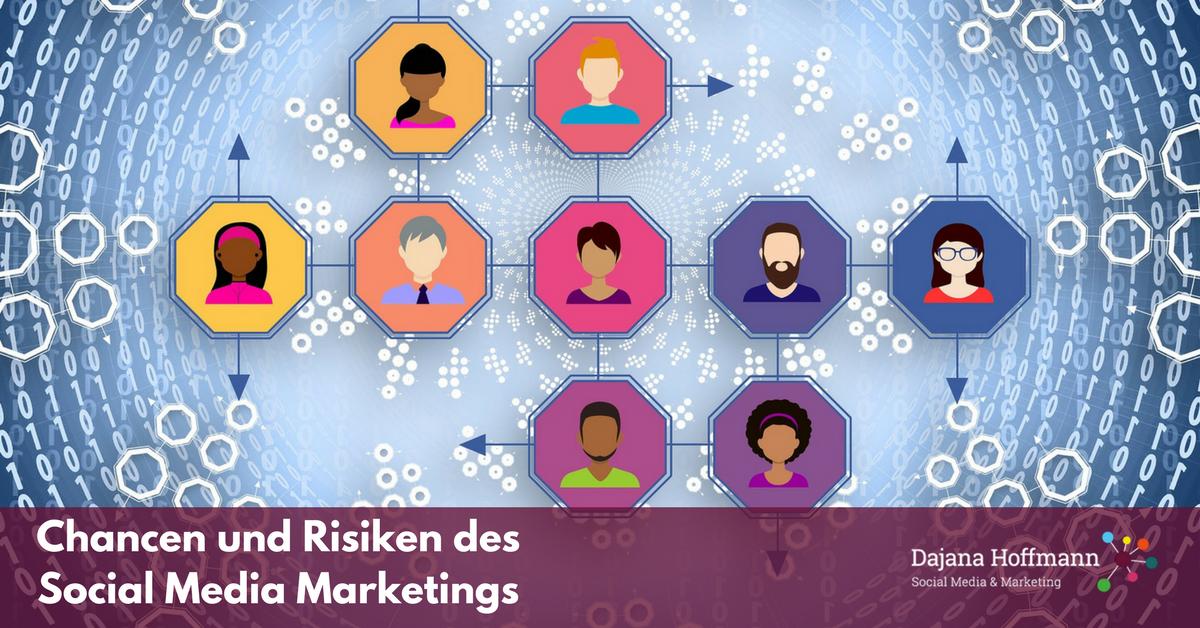Chancen und Risiken im Social Media Marketing - socialmedia